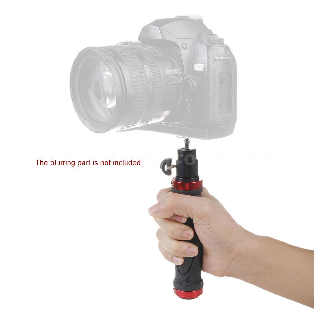 hand grip stabilizer selfie stick holder digital video camera dv camcorder r7. Black Bedroom Furniture Sets. Home Design Ideas