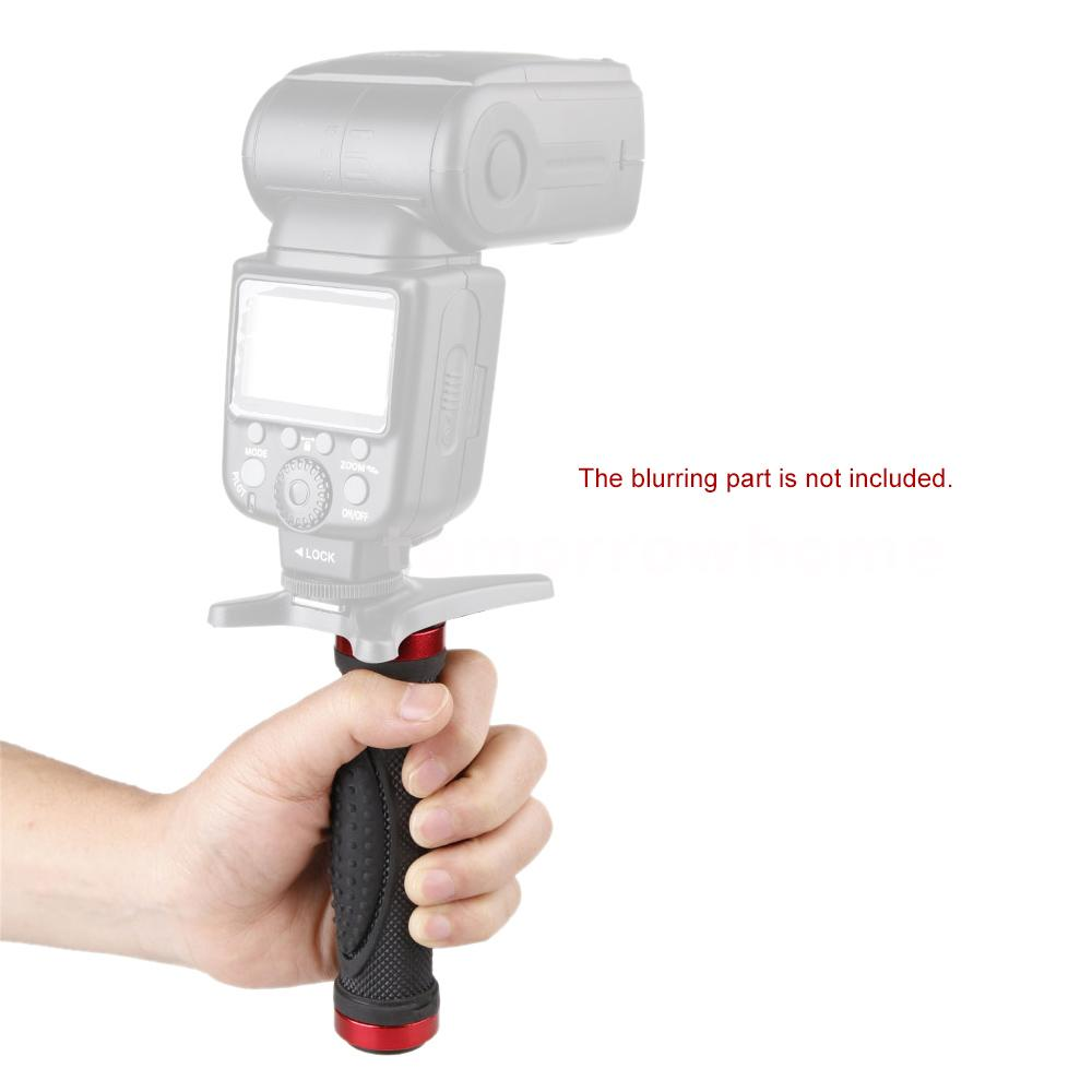 hand grip stabilizer selfie stick holder digital video camera dv camcorder r7a1 ebay. Black Bedroom Furniture Sets. Home Design Ideas