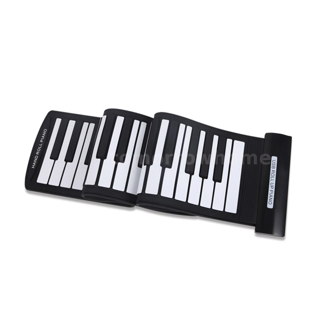 61 keys digital midi electronic portable professional keyboard piano midi music ebay. Black Bedroom Furniture Sets. Home Design Ideas