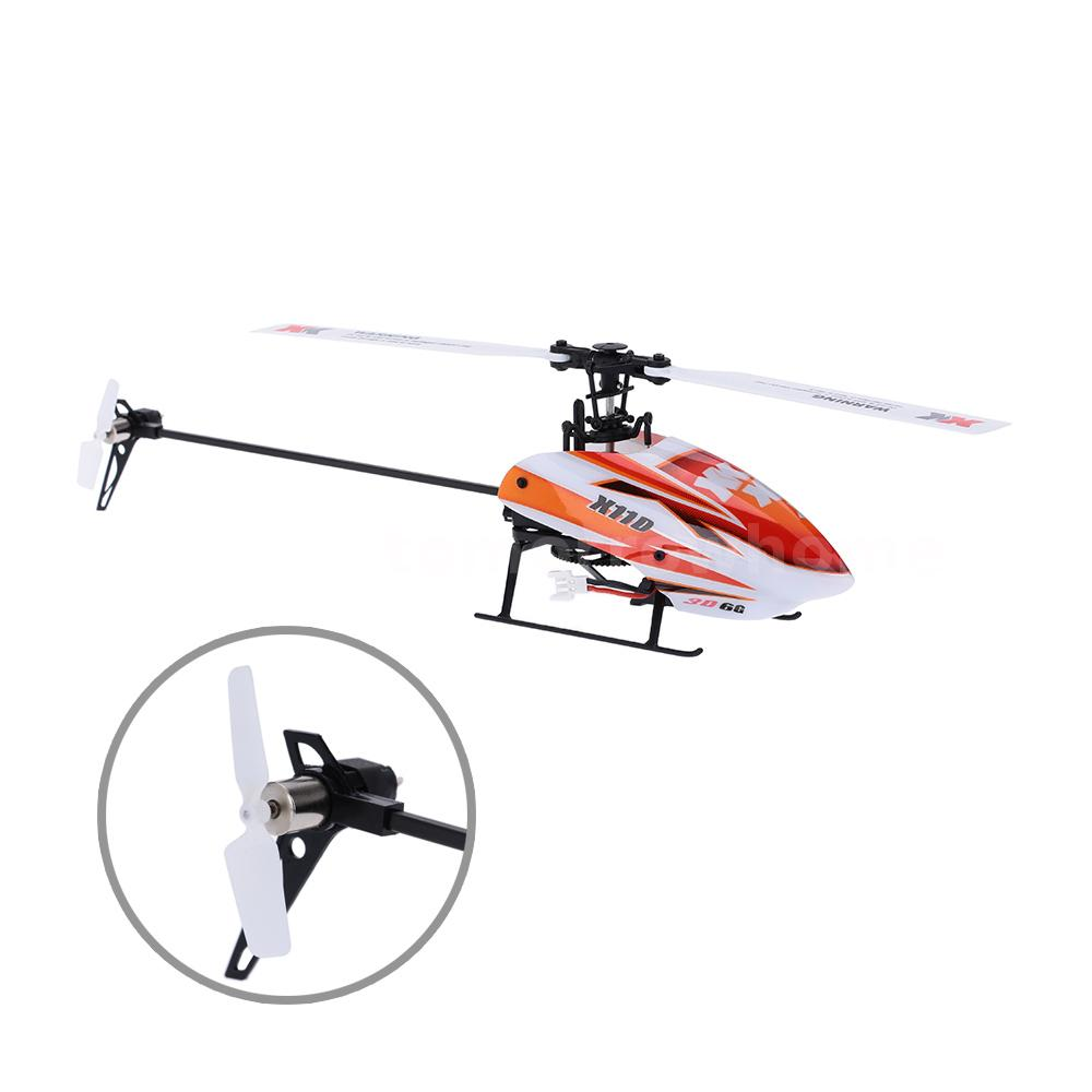 Xk Blast K110 B Bnf Rc Helicopter 6ch 3d 6g System