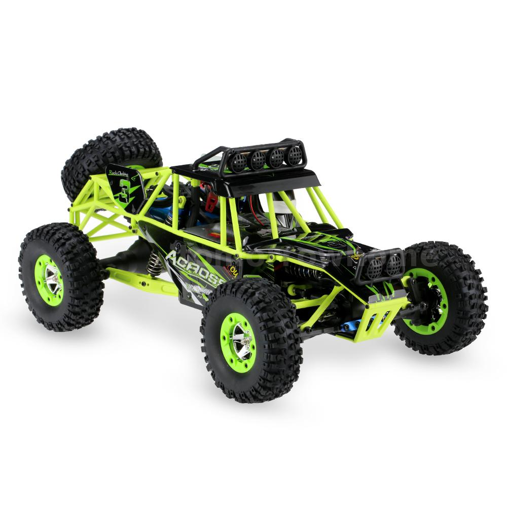 wltoys 12428 rc car 1 12 2 4g 4wd electric brushed crawler. Black Bedroom Furniture Sets. Home Design Ideas