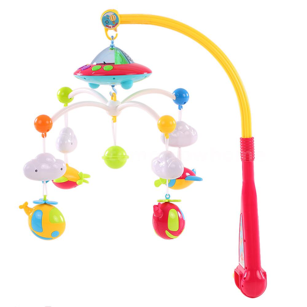 Baby bed mobile - An Infant Needs As Many Colorful And Exciting Stimulating Experiences As They Can Get In Their First Year And This Dreamful Bed Ring Is The Perfect Thing To