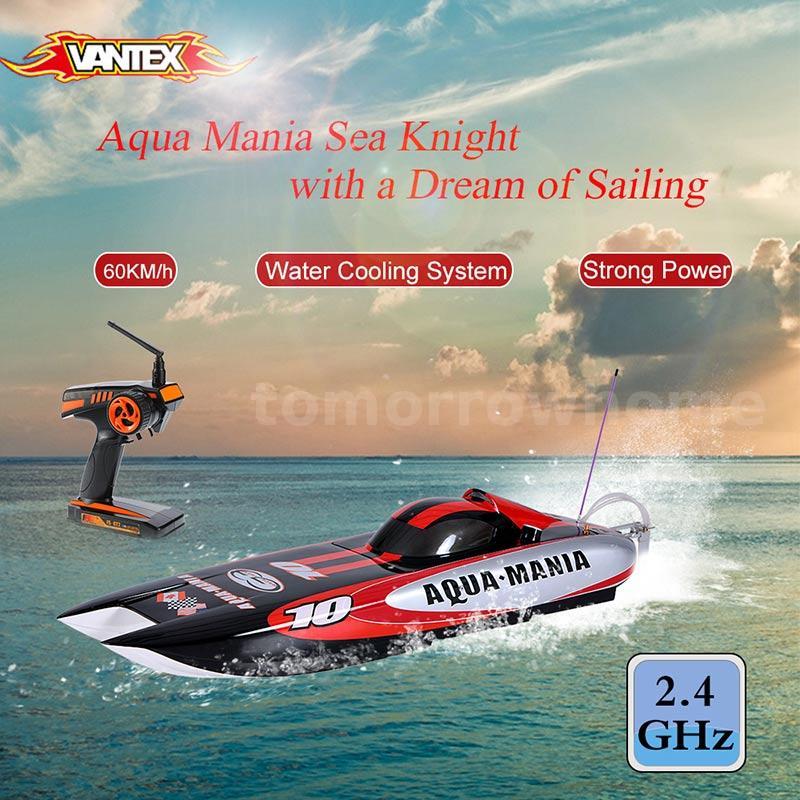 VANTEX Aqua Mania 1300BPA RTR Electric RC Boat W 24G